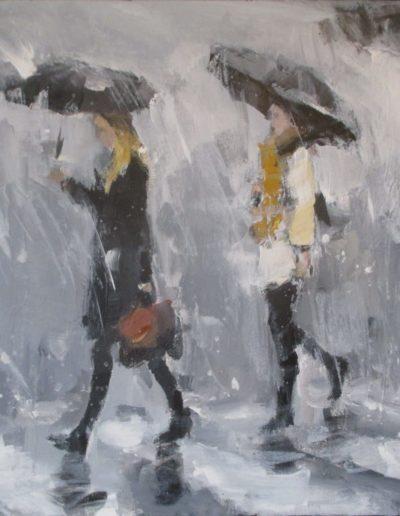 høstregn